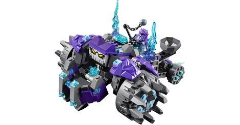 Three Brothers Knights Lego The Nexo 70350 SMqzUVp