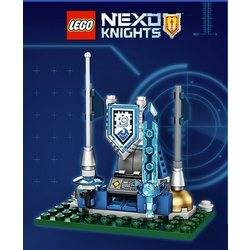Nexo Knights Shield Dock