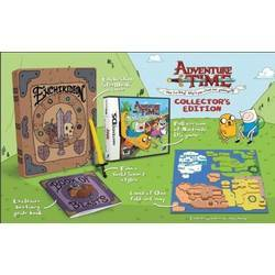 Adventure Time Hey Ice King! Why'd you steal our garbage?!! Collector's Edition