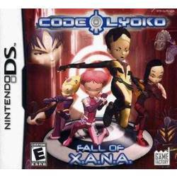 Code Lyoko: The Fall of X.A.N.A