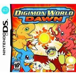 Digimon World Dawn