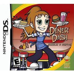 Diner Dash : Sizzle & Serve