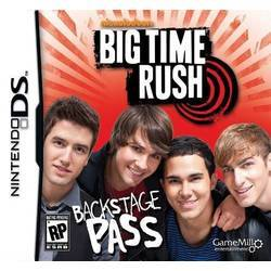 Nickelodeon Big Time Rush Backstage Pass