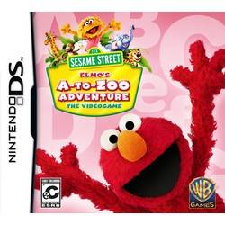 Sesame Street Elmo's A-to-Zoo Adventure the Videogame
