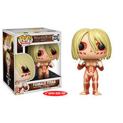 Attack on Titan -  Female Titan