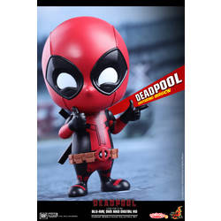 Deadpool Gesturing Version