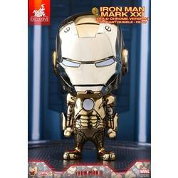 Iron Man Mark XXI Gold Chrome Version