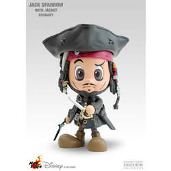Jack Sparrow With Jacket