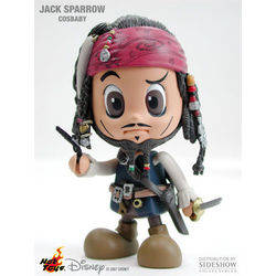 Jack Sparrow Without Jacket