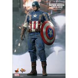 Captain America (Golden Age Version) Collectible Figure