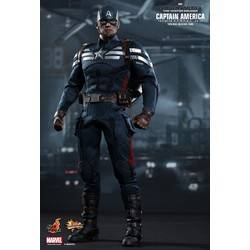 Captain America (Stealth S.T.R.I.K.E. Suit) Collectible Figure