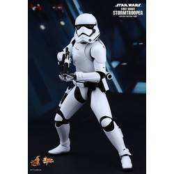 First Order Stormtrooper Officer and First Order Stormtrooper