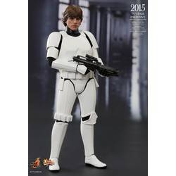 Luke Skywalker (Stormtrooper Disguise Version)