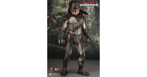 Berserker Predator - Movie Masterpiece Series action figure
