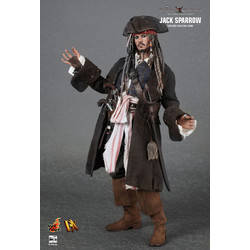 Captain Jack Sparrow - Pirates of the Caribbean: On Stranger Tides