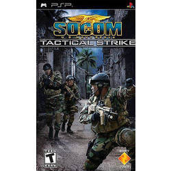 SOCOM: U.S. Navy SEALs Tactical Strike