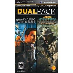 Syphon Filter: Dark Mirror\SOCOM: Fire Team Bravo Dual Pack