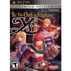 Ys: The Oath of Felghana Premium Edition
