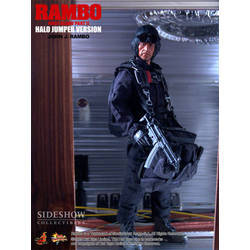 Rambo (Halo Jumper Version)
