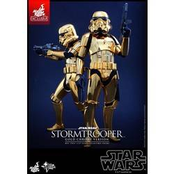 Stormtrooper Gold Chrome Version