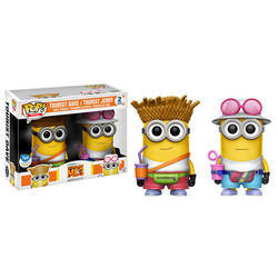 Despicable Me 3 - Tourist Dave / Tourist Jerry 2 Pack