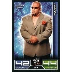 Carte Randy Orton Limited Edition Catch  Topps Slam Attax 2008 RAW