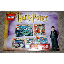 Harry Potter Coca Cola Gift Set