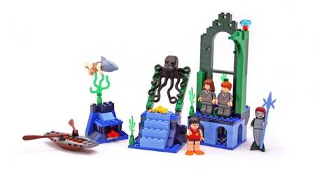 Rescue From The Merpeople Lego Harry Potter Set 4762