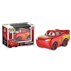 Cars 3 - Lightning McQueen Chrome