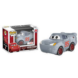 Cars 3 - Lightning McQueen Grey