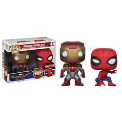 Spider-Man Homecoming - Iron Man And Spider-Man 2 Pack