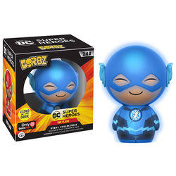 DC Super Heroes - The Flash Blue Lantern Glow In The Dark