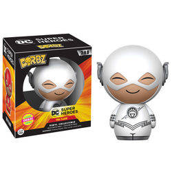 DC Super Heroes - The Flash White Lantern