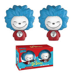 Dr. Seuss - Thing 1 And Thing 2 2 pack