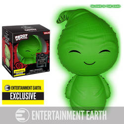 Nightmare Before Christmas - Oogie Boogie Glow In The Dark