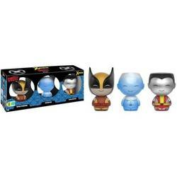 X-men - Wolverine, Iceman And Colossus 3 Pack
