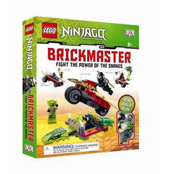 Brickmaster Ninjago: Fight the Power of the Snakes parts