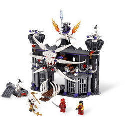 Garmadon's Dark Fortress