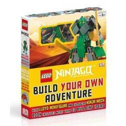 Ninjago: Build your own Adventure parts