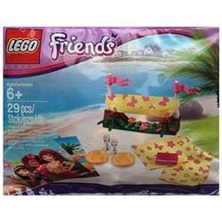 Beach Hammock LEGO Friends Ref