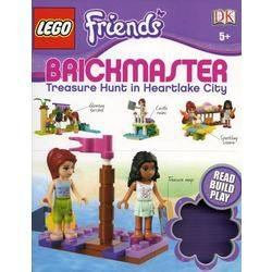 Brickmaster Friends: Treasure Hunt in Heartlake City parts