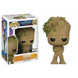 Guardians of the Galaxy 2 -  Emo Groot Swept Hair