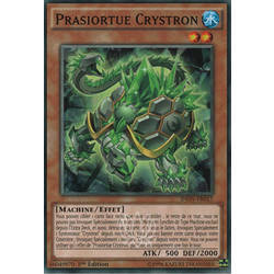 Prasiortue Crystron