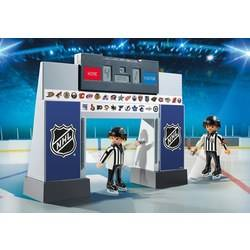 NHL Score Clock with 2 Referees