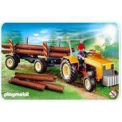 Logger's Tractor