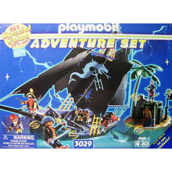 Set d'aventures Pirates