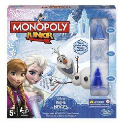 Monopoly Junior La Reine des Neiges