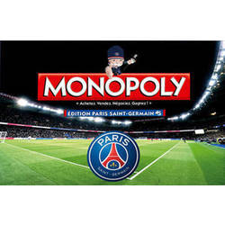 Monopoly Paris Saint-Germain