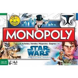 Monopoly Star Wars - The Clone Wars