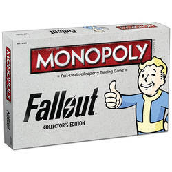 Monopoly Fallout (Collector's Edition)